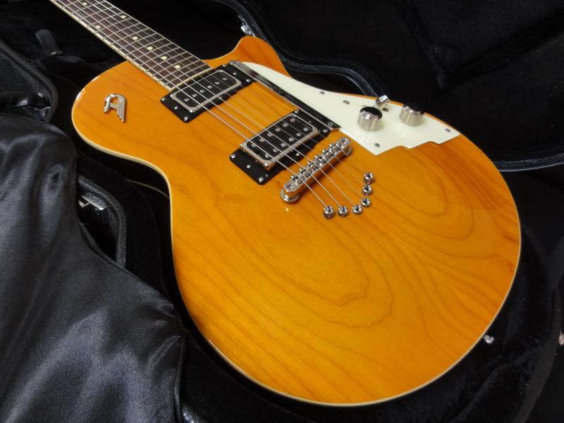 duesenberg 49er honey 2010 39 s honey blonde guitar for sale rjv guitars. Black Bedroom Furniture Sets. Home Design Ideas