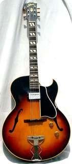 Gibson Es175 1959 Suburst