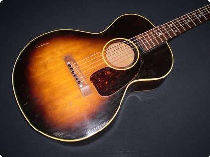 Gibson Lg2 3/4 1954 Sunburst