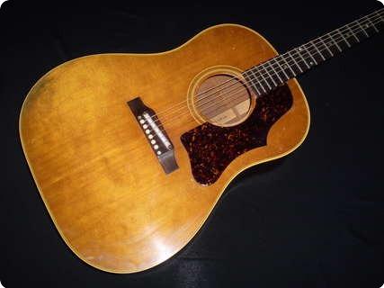 Gibson J50 1964 Natural