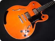 Gibson Chet Atkins Tennessean 1996 Orange