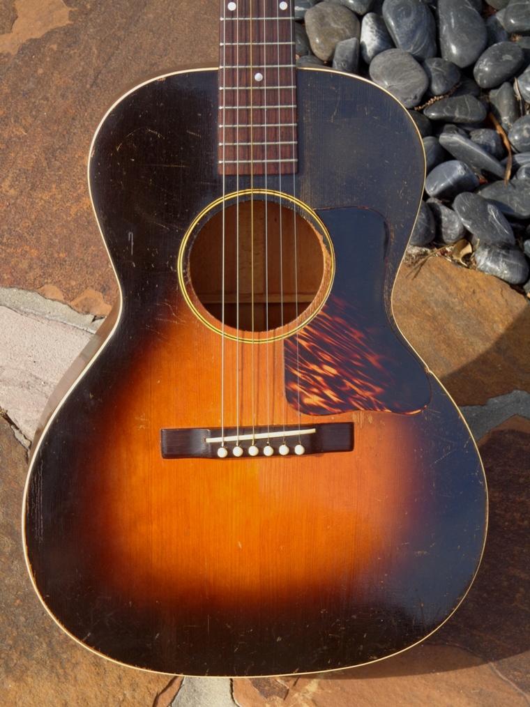gibson l 00 1934 guitar for sale guitarbroker. Black Bedroom Furniture Sets. Home Design Ideas