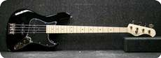 Sadowsky Metro Series MV4 Black High Gloss