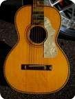 Stromberg Voisinet Parlor Guitar 1920