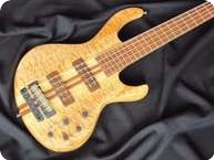 Fibenare Globe Bass Neckthrough