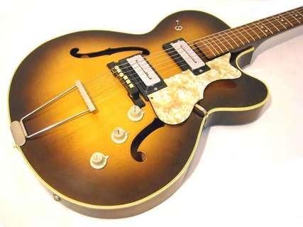 Hofner 4500 1970