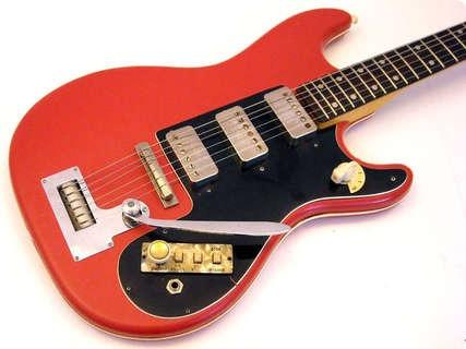 Hofner 173 1964 Red Plastic
