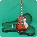 Hofner 4550 Electric 1965 Brownburst