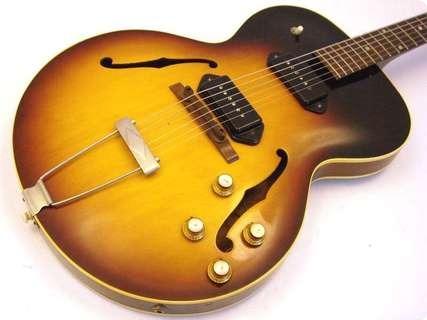 Gibson Es125td 1957