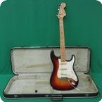 Luxor Electric Guitar 1975 Sunburst
