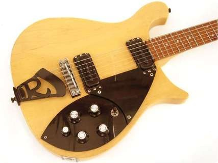 Rickenbacker 610 1986