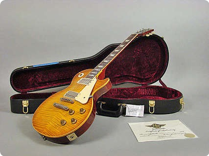 Gibson Les Paul R9 ** On Hold ** 1996 Lemonburst