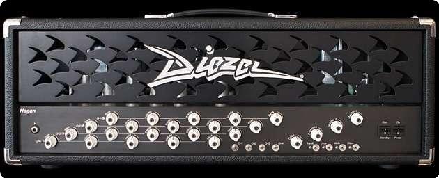 Diezel Hagen 2013 Black