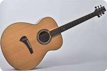 Sanden Guitars JRB Honduras Mahogany In Stock 20 Off