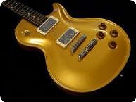 Nik Huber Guitars Orca Goldtop Gold Top