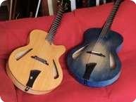 VC Guitars Sapphire