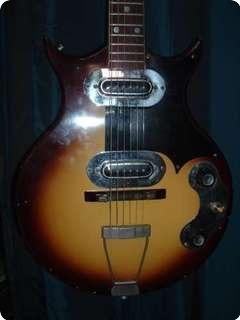 Magnatone Mark 4 1957 Sunburst
