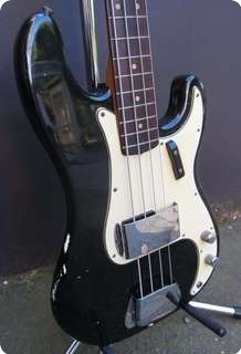 Fender Precision Bass 1964 Black