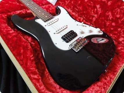 Suhr Classic Antique Relic Hss New! 2012 Black