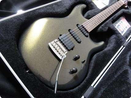 Music Man Luke Iii Hss Steve Lukather New! 2012 Olive Gold