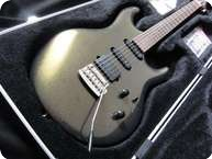 Music Man Luke III HSS Steve Lukather NEW 2012 Olive Gold