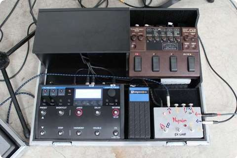 custom pedal boards voice live acoustic effects made to order 2010 39 s effect for sale custom. Black Bedroom Furniture Sets. Home Design Ideas