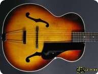 Harmony H954 Broadway 1960 Sunburst