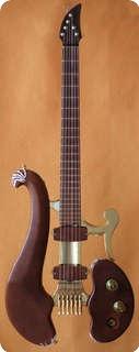 Di Donato Guitars Cuoio