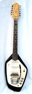 Vox Phantom Xii   V221 1960 Black