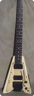 Steinberger P Serie Made In Usa 1987 White Creme
