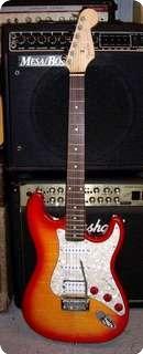 Hendrix Vintage Stratocaster 2013 Sunburst