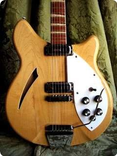 Rickenbacker 365 1966 Mapleglo