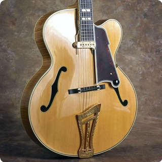 Lacey Guitars Premier Archtop (made To Order)