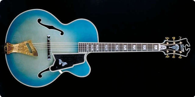 Lacey Guitars Virtuoso Archtop (made To Order)