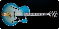 Lacey Guitars Virtuoso Archtop Made To Order