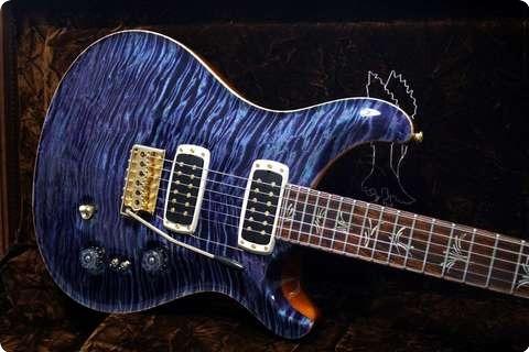 Prs Paul Reed Smith Paul's Guitar Privat Stock 2013 Aqua Violet