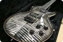 Nik Huber Guitars Orca Floyd Rose Charcoal