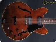 Gibson ES 340 es 335 1972 Walnut