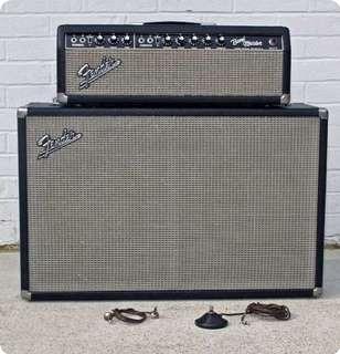 Fender Bandmaster 1965 Amp For Sale Niles Harper Guitars