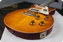 Gibson Les Paul 1959 Historic Reissue Collectors Choice 4 AGED Sandy R9 2012 Sandy