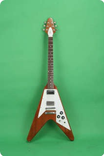 Gibson Flying V 1979 Natural