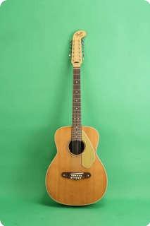Fender Villager 12 String 1968 Natural