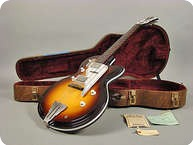 Metropolitan Glendale Deluxe Prototype ON HOLD 1996 Tobacco Sunburst
