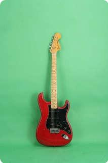 Fender Stratocaster 1979 Red