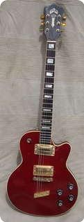 Guild M 75 M75 Bluesbird  1972 Cherry Red