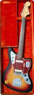 Fender Jaguar 1964 Sunburst