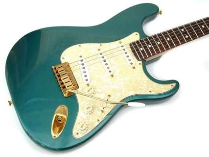 Fender Stratocaster Special Edition 1993 Ocean Turquoise