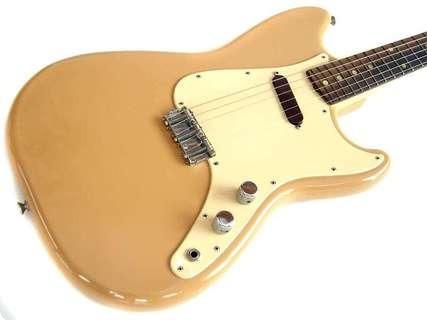 Fender Musicmaster 1959 Blonde
