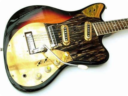 Framus Strato Deluxe 12 5/068 1966