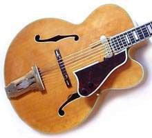 Gibson L 5 1962